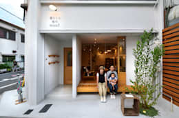 Văn phòng & cửa hàng by TRANSFORM  株式会社シーエーティ