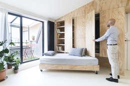moderne Wohnzimmer von studio wok