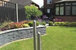 Jardin de style de style Moderne par Linsey Evans Garden Design