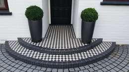 สวน by Linsey Evans Garden Design