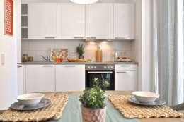 مطبخ تنفيذ Karin Armbrust - Home Staging