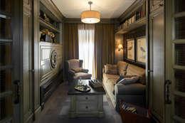 classic Bedroom by Petr Kozeykin Designs LLC, 'PS Pierreswatch'