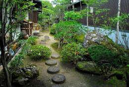 modern Garden by 作庭処 植徳
