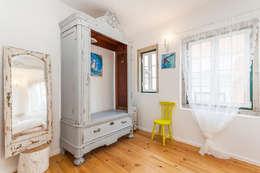 Dormitorios de estilo rústico de alma portuguesa