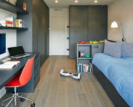 Детские комнаты в . Автор – Molins Interiors