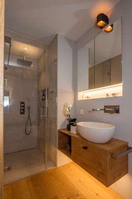 modern Bathroom by BAUR WohnFaszination GmbH