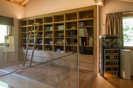 modern Study/office by BAUR WohnFaszination GmbH