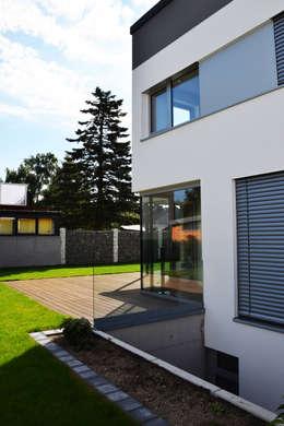 moderne Tuin door Marcus Hofbauer Architekt
