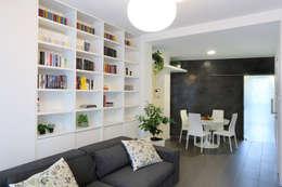 Livings de estilo minimalista por studio ferlazzo natoli