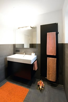 modern Bathroom by HEIMWOHL GmbH
