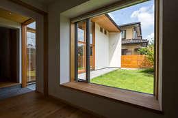 宇都宮・中岡本の家: 中山大輔建築設計事務所/Nakayama Architectsが手掛けたです。