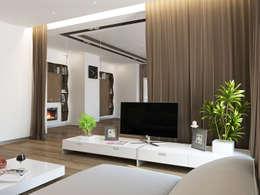 Ruang Keluarga by PUZZLE