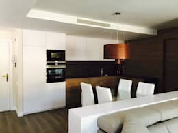 modern Kitchen by Sebastián Bayona Bayeltecnics Design