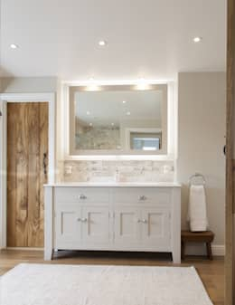 classic Bathroom by Baker & Baker