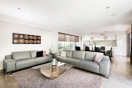 moderne Woonkamer door Moda Interiors