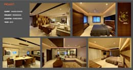 Ujjval Fadia Company Profile: modern Houses by Ujjval Fadia Architects & Interior Designers