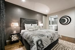 Chambre de style de style Moderne par Moda Interiors