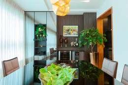 UM LAR PARA CHAMAR DE SEU! - S | Y: Salas de jantar modernas por TOLENTINO ARQUITETURA E INTERIORES