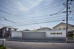 T字の家: toki Architect design officeが手掛けた家です。