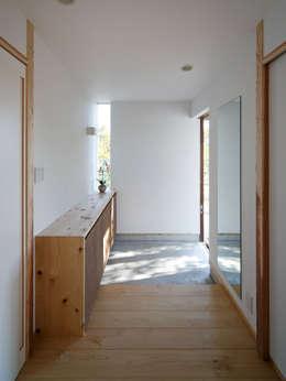 الممر والمدخل تنفيذ 祐建築設計事務所
