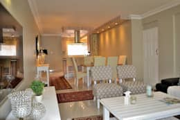 Kitchen & Dining Room After Picture :   by Oscar Designs