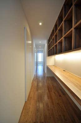 書房/辦公室 by 門一級建築士事務所
