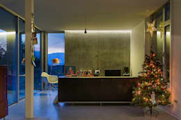 Гостиная в . Автор – Fernández Luna Oficina de Arquitectura SCP