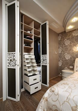 classic Dressing room by LUMI