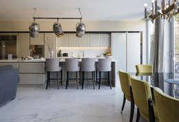 Cocinas de estilo moderno por GPAD Architecture & Interior Design