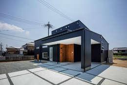 บ้านและที่อยู่อาศัย by 祐建築設計事務所