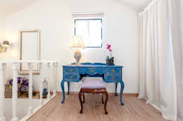 Dormitorios de estilo rural por alma portuguesa