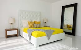modern Bedroom by Chibi Moku