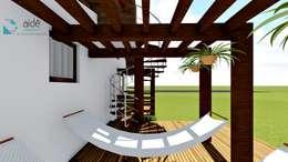 de estilo  por Aidê Arquitetura