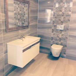 NİL DEKOR  – NİL DEKOR ŞANLIURFA: modern tarz Banyo
