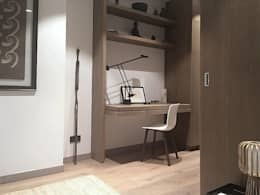 Hành lang by Deirdre Renniers Interior Design