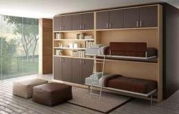 moderne Arbeitszimmer von SIZEDESIGN SMART KITCHENS & LIVING