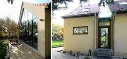 Maisons de style de style Moderne par Architekturbüro Schumann