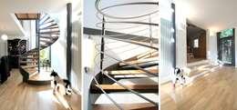 الممر والمدخل تنفيذ Architekturbüro Schumann