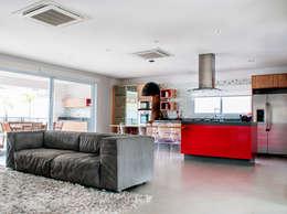 影音室 by canatelli arquitetura e design