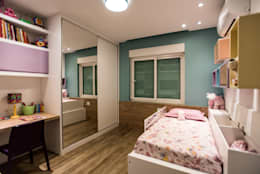 Habitaciones infantiles de estilo  por L2 Arquitetura