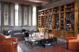 Рабочие кабинеты в . Автор – Grange México