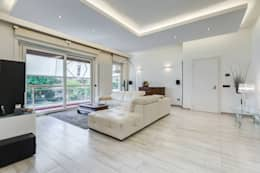 Salas de estilo moderno por EF_Archidesign