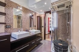 modern Bathroom by EF_Archidesign