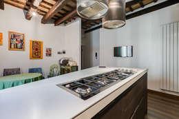 modern Kitchen by EF_Archidesign