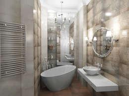 classic Bathroom by Проектное бюро O.Diordi