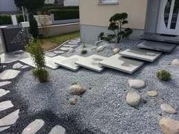 Casas de estilo moderno por Schwein Aménagement