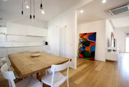 minimalistic Kitchen by Ad'A