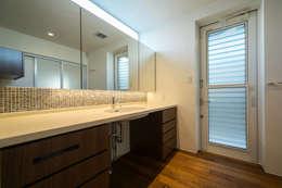 アーキシップス古前建築設計事務所의  화장실