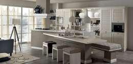 Contemporary Kitchen:   by Casa Più Arredamenti