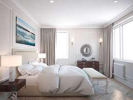 Архитектура Интерьера의  침실